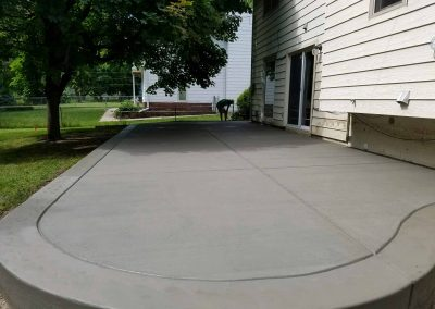 omaha concrete patio